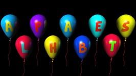 ABC Song - Balloon Alphabet