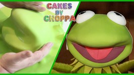 Kermit The Frog Cake / The Muppets (How To) Feat: Theryanlamont