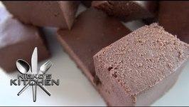 Chocolate Fudge (Sugar Free)