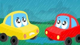 Rain Rain Go Away - Nursery Rhyme - Songs for Children