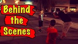 BEHIND THE SCENES of HIDE and SEEK MUSIC VIDEO