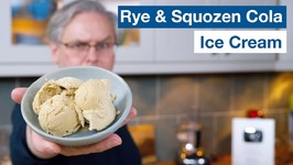 Rye And Squozen Coca Cola Ice Cream