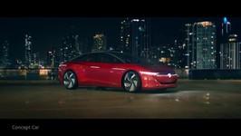 Volkswagen Concept Car I.D. VIZZION Preview