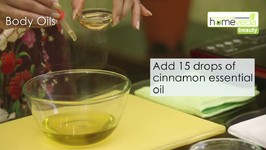 Natural Body Oil For Smooth Skin - Easy To Make - Homeveda Remedies