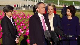 Shorten Pledges Gay Marriage Within 100 Days of Labor's Election