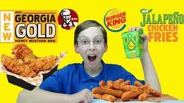 Burger King Jalapeno Chicken Fries An