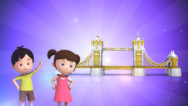 London Bridge  Popular Children's Nursery Rhymes