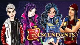 Descendants Isle Of The Lost Rush - Disney Games