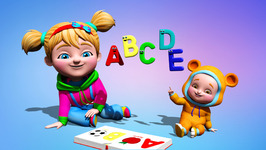 ABC Song  Children's Popular Nursery Rhymes