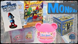 Mini Monday (56) Unboxing the Blind Bag Toys You Love