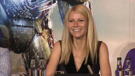 Gwyneth Paltrow promotes new Goop fragrance with pop-up shop