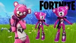 Fortnite Cuddle Team Leader Custom Figure Toy - MLP Custom Pony