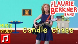 Candle Chase- A Hanukkah Song For Kids