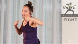 Move123 Fight Basic -30min Find Your Inner Warrior With Claire Norgate