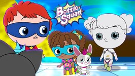 Nighty Night Blake - Videos Bottle Squad - Superhero Stories - Kids Adventures - Baby Cartoons