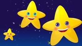 Twinkle Twinkle Little Star - Nursery Rhymes From Kids Channel