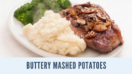 Hot to Make Buttery Mashed Potatoes