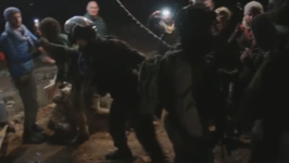 Israeli Defense Forces Dismantle Sumud Freedom Camp Near Hebron