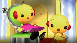 S01 E06 - Where's Pappy?/Hopin and a Hoppin'/Just Like Dad - Rolie Polie Olie