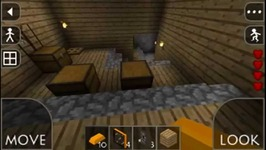 Survival Craft Lets Play-Episode 9   10  The Movie 2!   Making A REAL House!