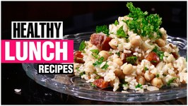 2 Easy And Healthy Salad Recipes For Lunch -Egg, Rice