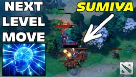 SumiYa Invoker NEXT LEVEL MOVES Dota 2