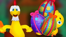Birthday Surprise Gone Wrong - Easter Surprise Eggs Funny Cartoon Shows for Kids