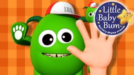 Little Baby Bum - Finger Family Part 4 - Nursery Rhymes for Babies - Songs for Kids