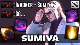 SumiYa Invoker - GG... Dota 2
