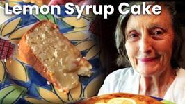 Lemon Syrup Cake - Nanna And Nicko's Kitchen
