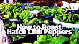 How To Roast Hatch Chili Peppers