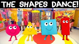 Mister Maker's Arty Party: Shapes Dance