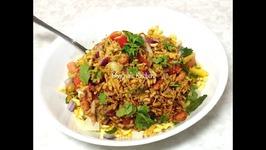 Mumbai Bhelpuri / Indian Street Food