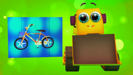 Bicycle - Kids' Learning Puzzles