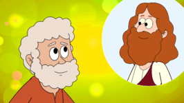 The Story of John - 12 Disciples of Jesus - Bible Stories for Kids