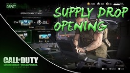 Modern Warfare Remastered Supply Drop Opening