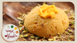 Mango Sheera  Recipe by Archana  Quick & Easy  Indian Sweet / Dessert in Marathi