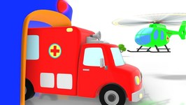Colors Song - Vehicles Parking For Kids - Videos For Babies by Kids Channel