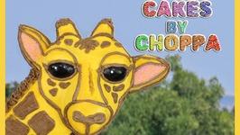 The Great Giraffe Challenge Cake (How To)