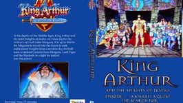Episode 2 Season 1 King Arthur and the knights of justice - A Knight's Quest (The Search for Guinevere)