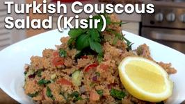 Turkish Couscous Salad (Kisir)