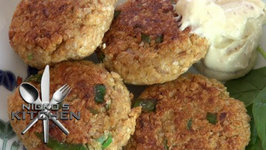 Tuna And Quinoa Cakes