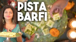 Pista Barfi - Delicious Milk And Nut Fudge - Kravings