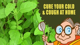 Cough And Cold - Ayurvedic Natural Home Remedies for Cold,Cough And Flue - Tulsi Juice