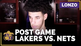 Lonzo Ball On Being More Aggressive, And If He Listens To The Critics