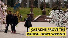 The UK just slammed Kazakhstan. Here's the response!