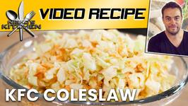 How To Make KFC Coleslaw