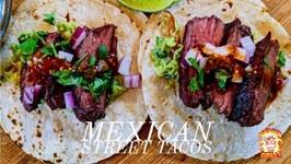 Mexican Street Tacos / Carne Asada