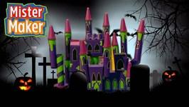 Creepy Halloween Castle - Mister Maker