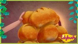 Pumpkin Seed Buns - Lilybuds - Episode 9